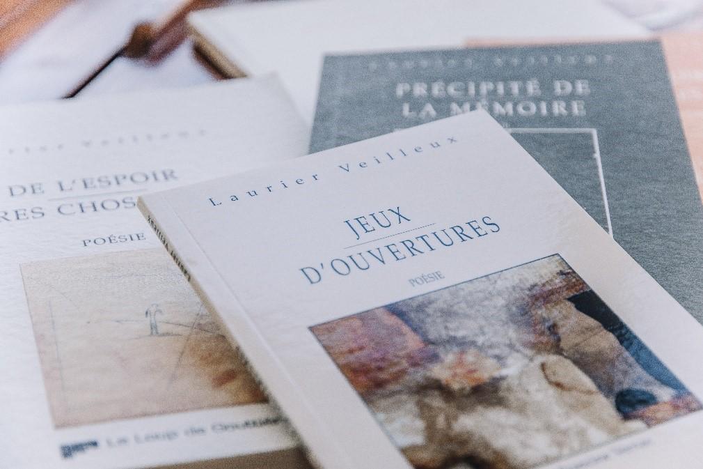 poeme Laurier Veilleux